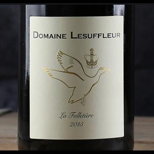 Domaine Lesuffleur Domaine Lesuffleur 2016 Friardel Cider