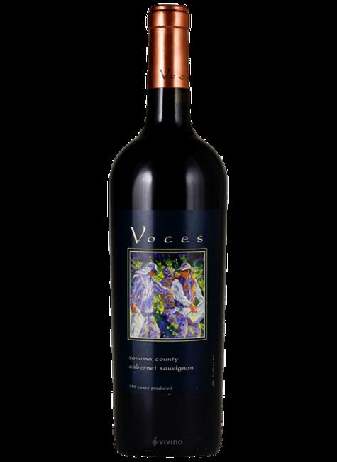 Voces Voces 2016 Napa Valley Cabernet Sauvignon, California