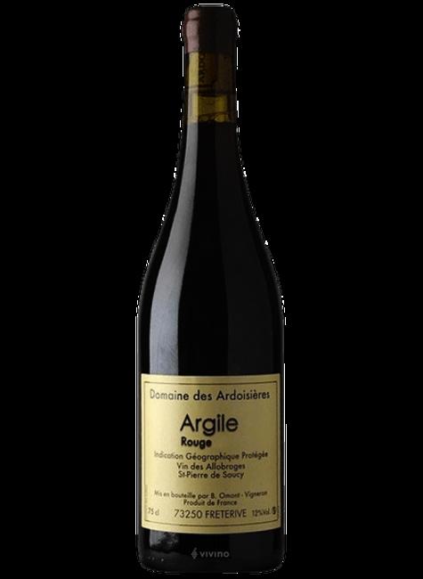 Domaines des Ardoisieres Domaine des Ardoisieres 2018 Argile Vin des Allobroges St-Pierre De Soucy Rouge, France