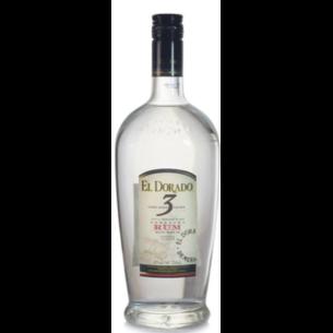 El Dorado El Dorado 3 Year White Rum