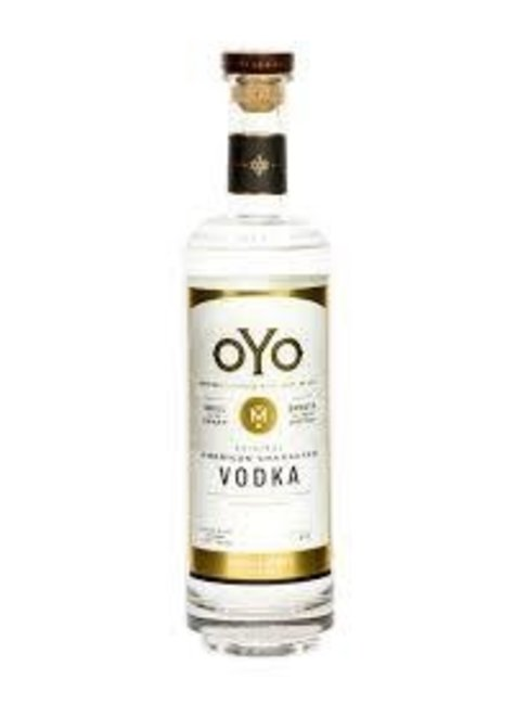 Middle West OYO Vodka, USA