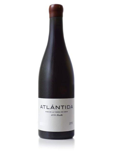 Alberto Orte Alberto Orte, 2016 Vino de la Tierra de Cádiz Atlántida Tintilla Single Vineyard, Spain
