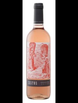 Zestos Zestos, 2018 Vinos de Madrid Garnacha Old Vines Rosado, Spain