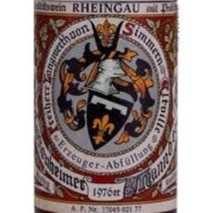 Freiherr Langwerth von Simmern Hattenheimer Mannberg Riesling Beerenauslese #5 1994
