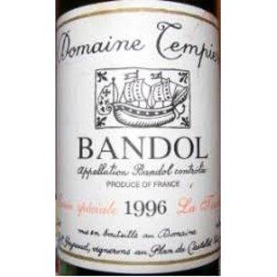 Domaine Tempier 1996 Cuvee Speciale Bandol, Provence