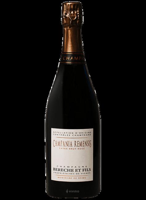 Bereche Bereche  NV Campania Remensis Extra Brut Rose, Champagne
