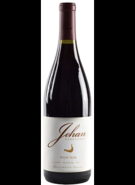 Johan Vineyards Johan Vineyards 2017 Willamette Valley Estate Pinot Noir, USA