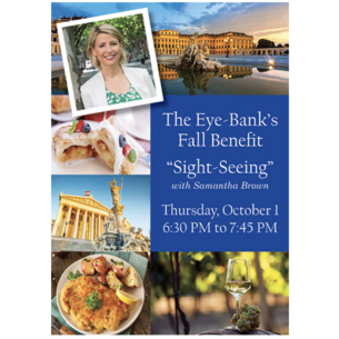 The Eye-Bank's Fall Benefit