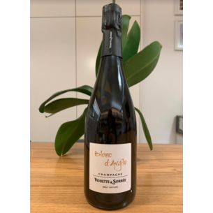 Vouette et Sorbée Vouette & Sorbée, 2015 Champagne Extra Brut 'Blanc d'Argile', France