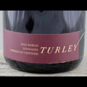 Turley Turley 2017 Zinfandel 'Uebberoth'