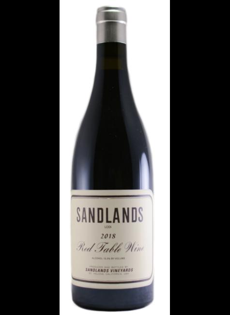 Sandlands Sandlands2018 Red Table Wine 'Lodi', California