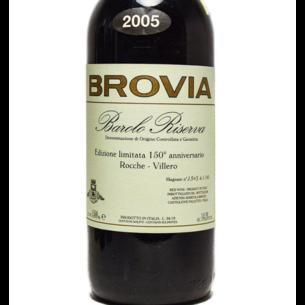 """Brovia Brovia2005 Barolo Riserva """"150 Anniversario"""" Rocche-Villero, Italy, Magnum"""