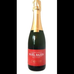 Noël Bazin Champagne Noël Bazin, NV Blanc de Blancs Brut 'L'Unanime', France, 375ml