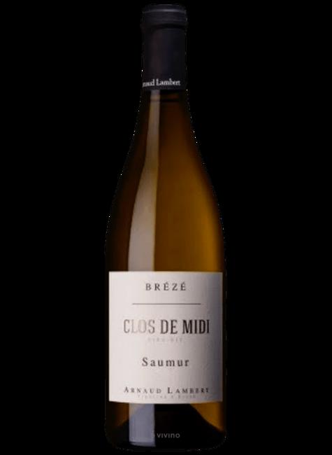 Arnaud Lambert Arnaud Lambert 2019 Saumur Blanc Clos du Midi, France