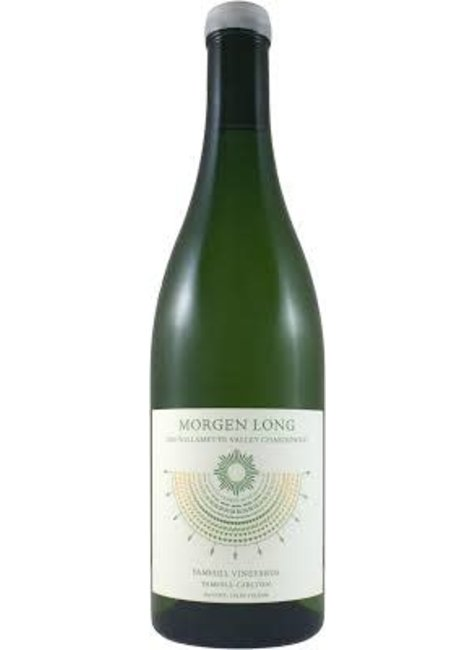 "Morgen Long Morgen Long 2016 ""Yamhill Vineyards"" Magnum Willamette Chardonnay, USA"