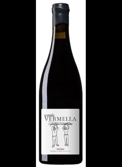 Nanclares Y Prieto Nanclares Y Prieto 2018 A Senda Vermella Viño Tinto, Spain