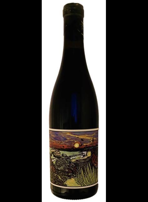 "Florez Wines Florez Wines 2019 Pinot Noir ""Noble Oble"", Santa Cruz, California"