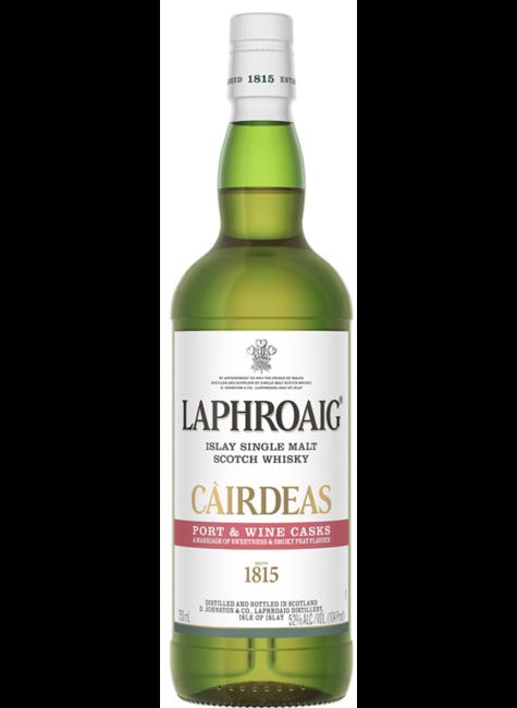 Laphroaig Laphroaig Single Malt Scotch Cairdeas, Scotland