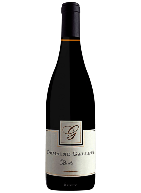 Domaine Gallety Domaine Gallety 2016 Côtes du Vivarais Rouge, France