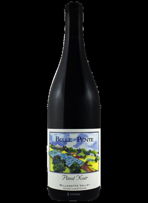 Belle Pente 2018 Willamette Valley Pinot Noir, Oregon