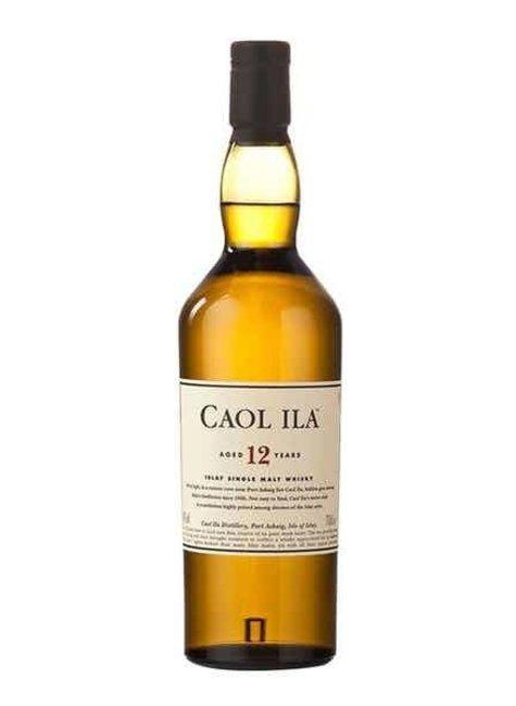 Caol Ila Caol Ila 12 Year Single Malt Scotch