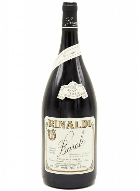 Giuseppe Rinaldi Giuseppe Rinaldi 2012 Barolo Brunate Piedmont Magnum