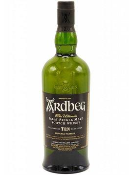 Ardbeg Ardbeg 10 Yr Single Malt Scotch