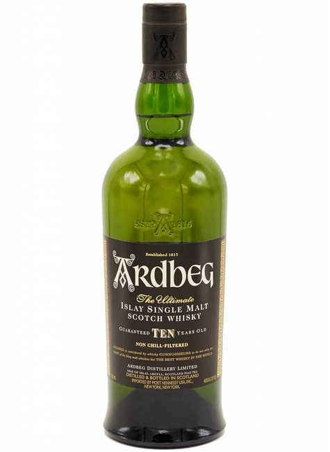 Ardbeg Ardbeg 10 Yr Single Malt Scotch