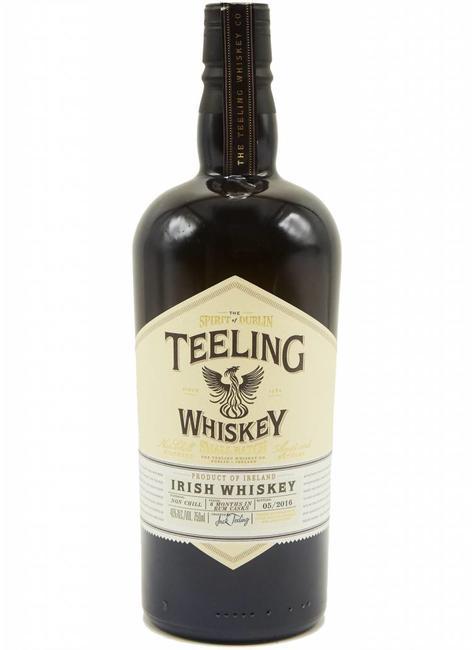 "The Teeling Whiskey Co. Teeling ""Small Batch"" Irish Whiskey, Ireland"