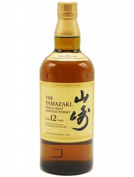 Yamazaki Yamazaki Single Malt Whisky 12 year, Japan