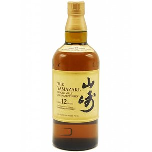 Yamazaki Yamazaki Single Malt Whisky 12 year, Japan