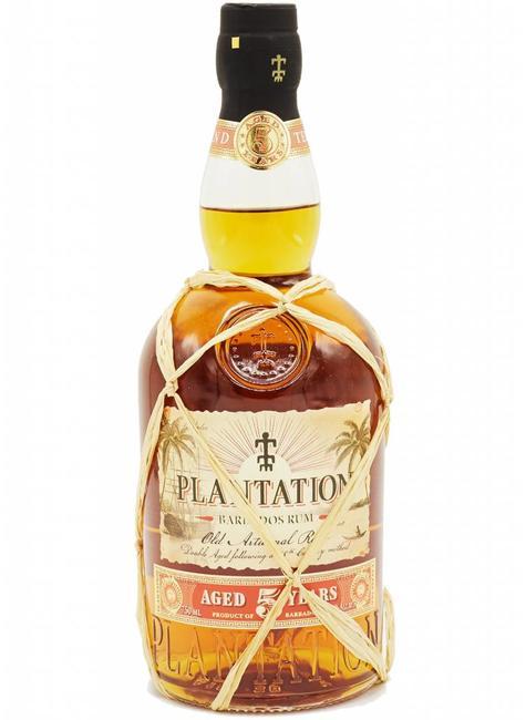 Plantation Plantation Rum Barbados Grande Reserve 5 Year