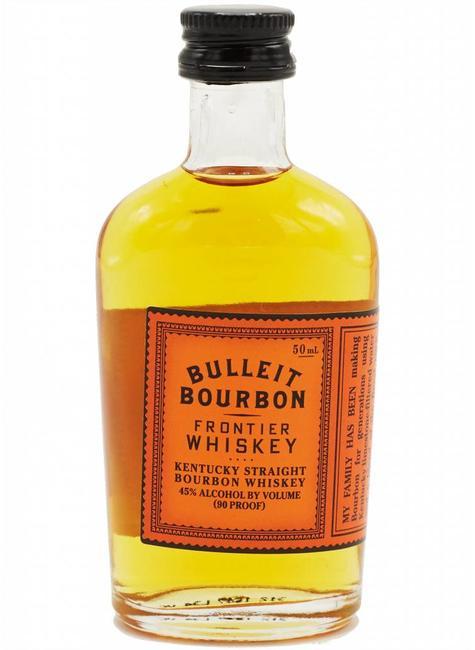 Bulleit Bulleit Bourbon Whiskey, 50mL