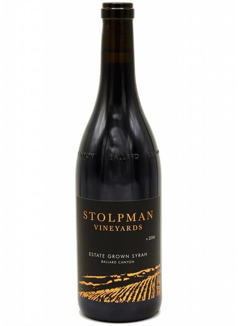 Stolpman Stolpman 2017 Estate Syrah Ballard Canyon, California