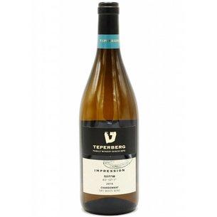 Teperberg Teperberg 2016 Impression Mevushal Chardonnay, Judean Hills