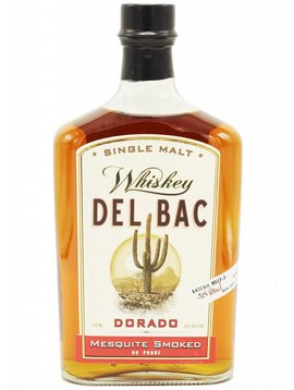 Hamilton Distillers Hamilton Distillers, Del Bac Dorado Mesquite Smoked Single Malt Whiskey , Arizona