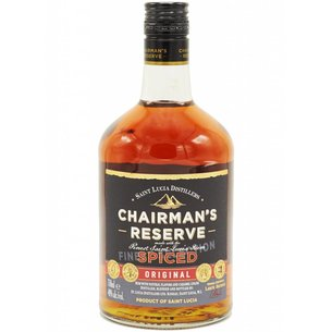 St. Lucia Distillers St. Lucia Distillers, Chairman's Reserve Spiced Rum, St Lucia