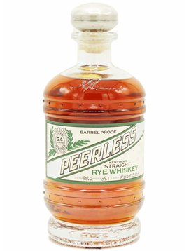 Peerless Kentucky Peerless Distilling Company, Kentucky Single Barrel Straight Rye Whiskey 107 Proof