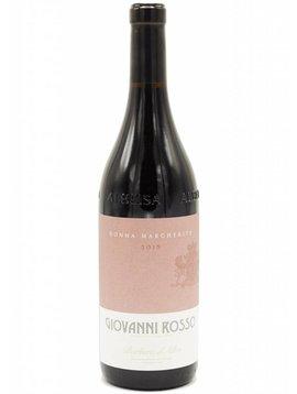 Giovanni Rosso Giovanni Rosso 2015 Barbera d'Alba Donna Margherita