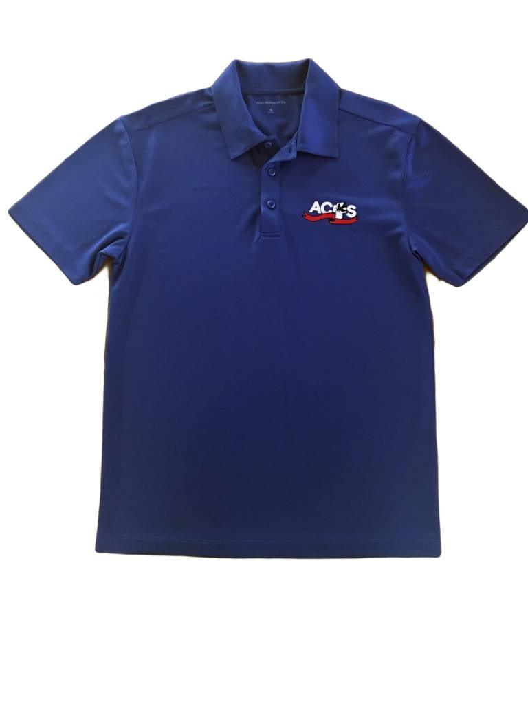 ACTS Ribbon Logo Men's Polo