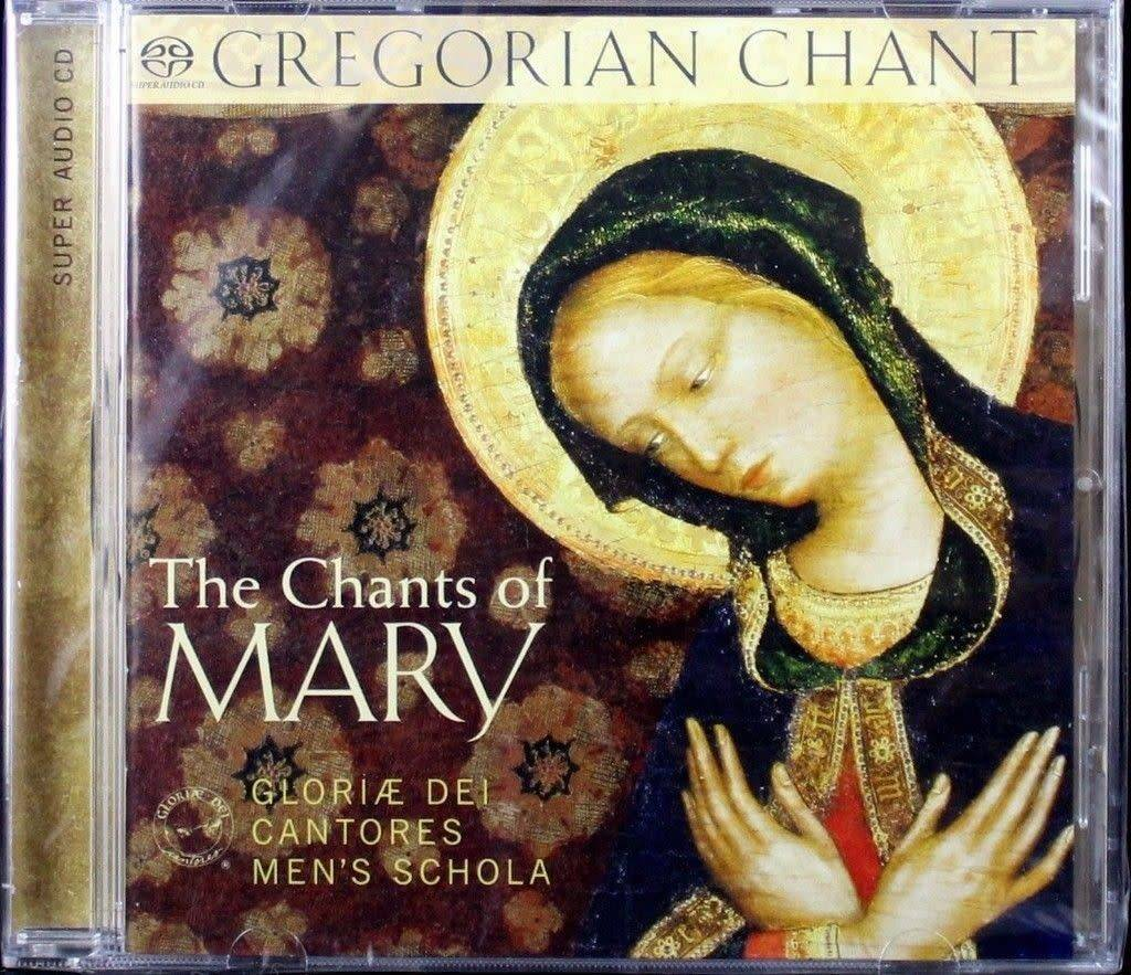 Gregorian Chant-The Chants of Mary