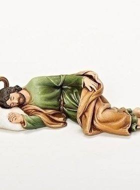 Sleeping St Joseph Figurine