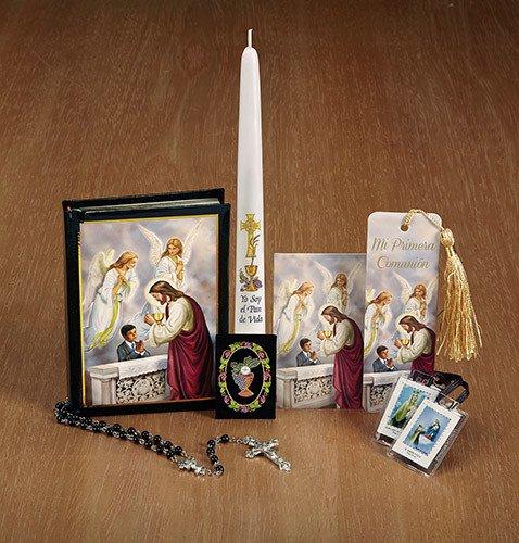 Sacramentos Sagrados Deluxe First Communion Boxed Set (Boy)