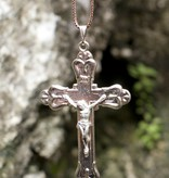 "2.25"" Royal Crucifix"