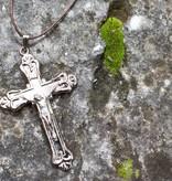"2.25"" Royal Crucifix"