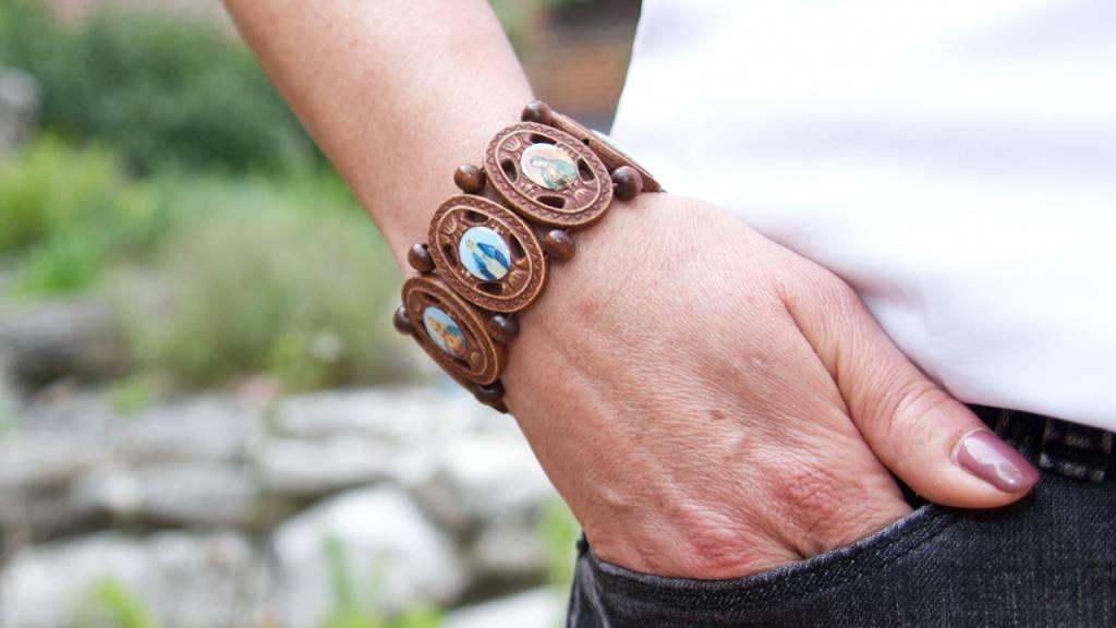 Ornate Saints Bracelet