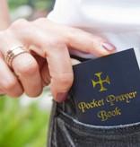 Navy Blue Pocket Prayer Book