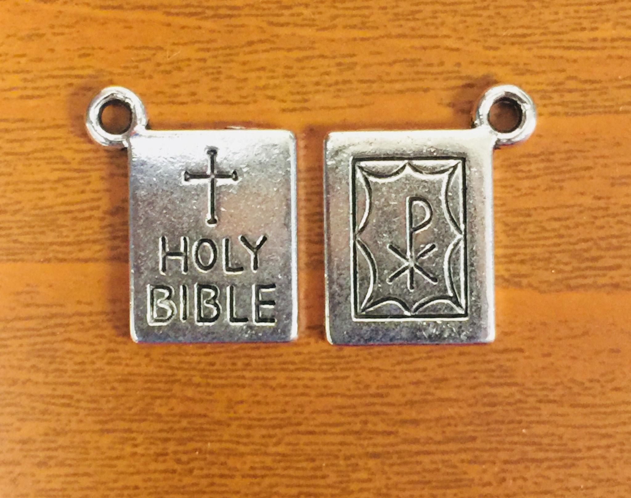 Bible Charm