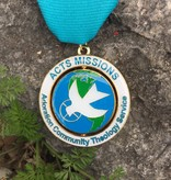 ACTS Missions Spinner Fiesta Medal