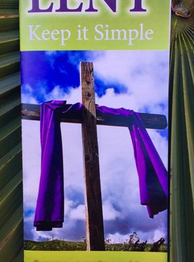 Lent: Keep It Simple Pamphlet